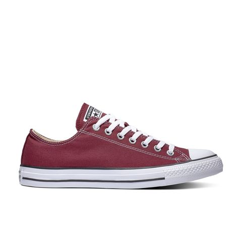 Кеды Converse низкие Chuck Taylor All Star Seasonal, бордовый