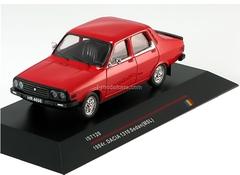 Dacia 1310 red 1984 IST120 IST Models 1:43