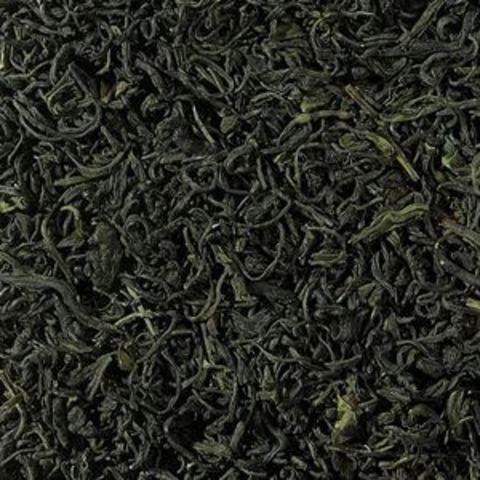 Зеленый чай Корея FOP Вуджин