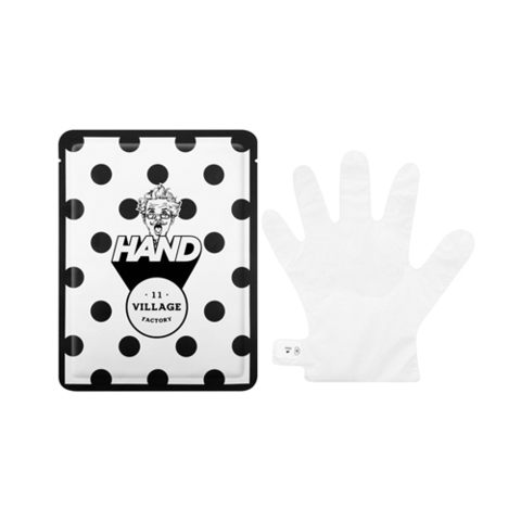 Увлажняющая маска-перчатки для рук VILLAGE 11 FACTORY Relax-Day Hand Mask