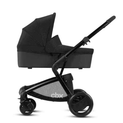 Коляска 2 в 1 CBX by Cybex Bimisi Pure Smoky Anthracite