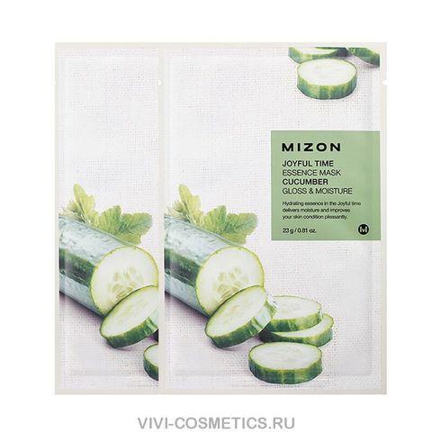 Маска с экстрактом огурца MIZON