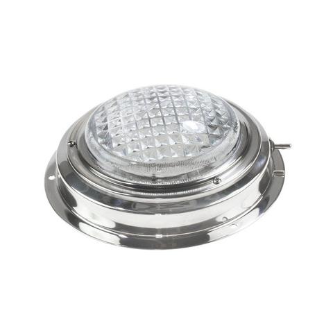 Светильник интерьерный светодиодный накладной, Ø127 мм, 1 режим свечения