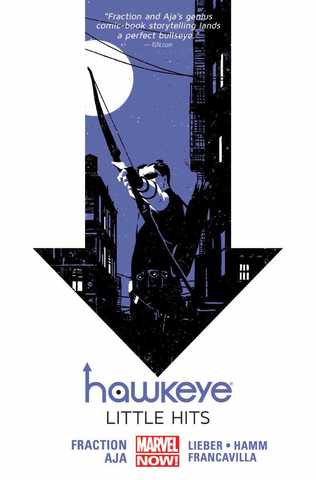 Hawkeye TPB #2 Little Hits (Marvel NOW)