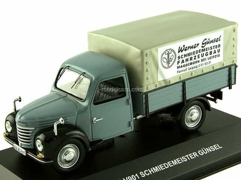 Framo V901 Pick-up with awning 1959 CCC053 IST Models 1:43