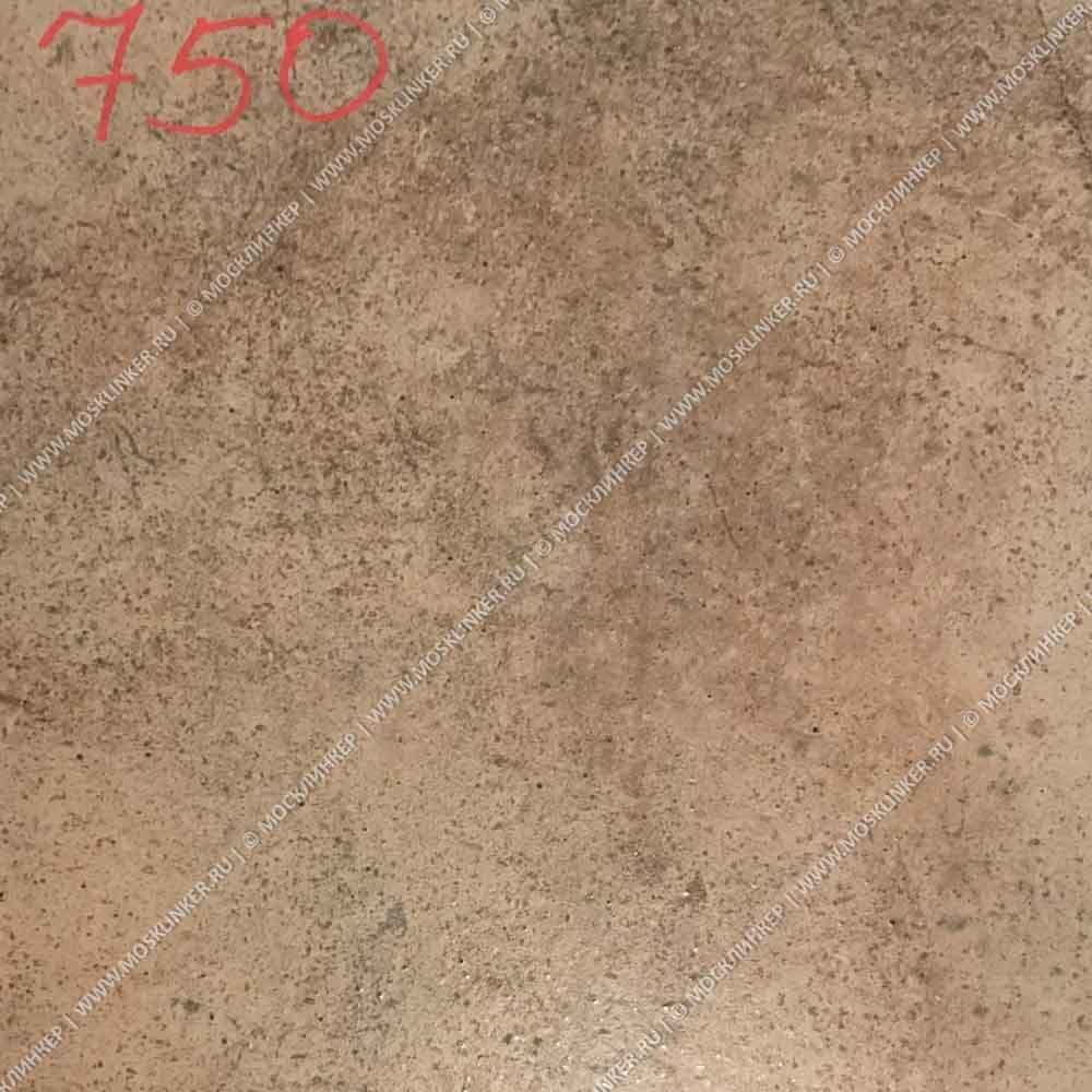 Stroeher - Keraplatte Aera 750 rubeo 294x294x10 артикул 8031 - Клинкерная напольная плитка