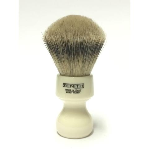 Помазок для бритья Zenith 506A Extra Silvertip барсук