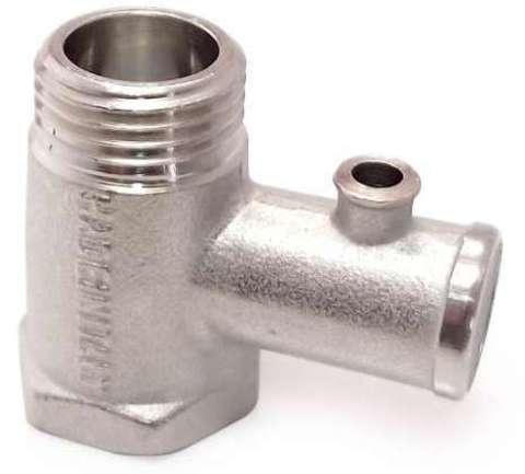 """Предохранительный клапан для водонагревателя Ariston (Аристон) 1/2"""" 8,5 БАР - 571730, см. WTH901UN"""