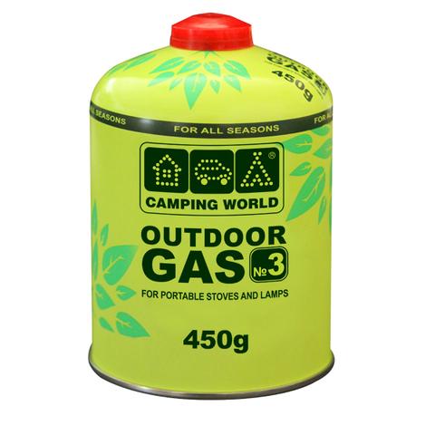 Картридж газовый Camping World  450