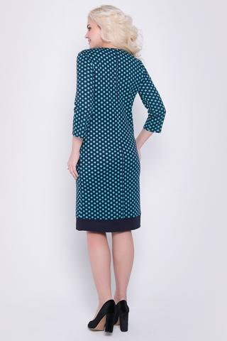 <p>Хит сезона! Шикарное платье на каждый день. Модель выполнена из мягкого трикотажа, прямой силуэт, рукав 3/4. Функциональные карманы. Отличный офисный вариант.</p> <div>Длина платья по спинке :</div> <div>46р-54р = 97см(все размеры)</div> <div></div>