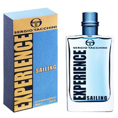 Sergio Tacchini Туалетная вода Experience Sailing pour homme 100 ml (м)