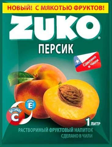 ZUKO 'Персик'