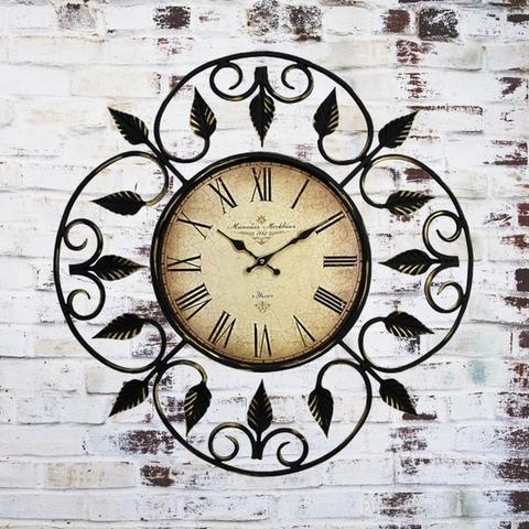 Настенные часы Михаил Москвин -Жасмин