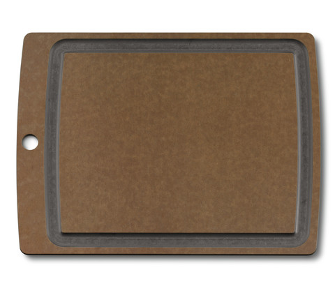 Разделочная доска Victorinox L (7.4114) размер 368x286x7 мм., цвет коричневый
