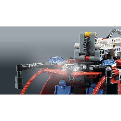 LEGO Technic: Автомобиль спасательной службы 42068 — Airport Rescue Vehicle — Лего Техник