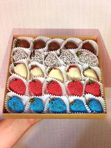 клубника в шоколаде #218779