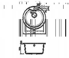 Схема Omoikiri Yasugata 48R-EV