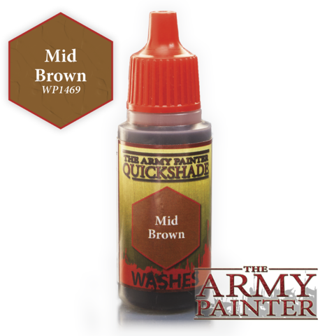 Mid Brown
