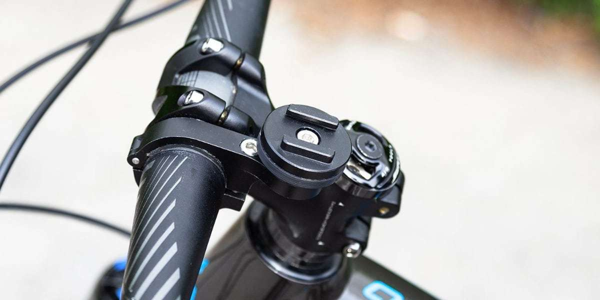 SP Connect BIKE MOUNT PRO на руле