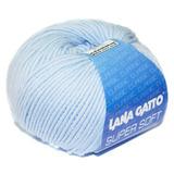 Пряжа Lana Gatto Supersoft 12260 нежно-голубой