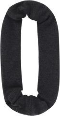 Вязаный шарф-хомут Buff Neckwear Knitted Infinity Yulia Graphite