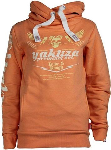 Свитшот оранжевый Yakuza Premium 2147