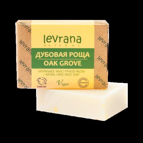 Levrana Натуральное мыло ручной работы Дубовая роща, 100гр