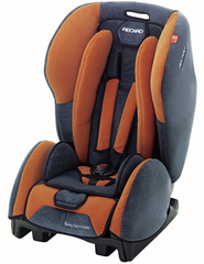 Детское кресло RECARO Young Expert plus (материал верха Topline Microfibre Grey/Pepper)