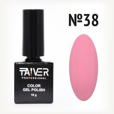 Гель-лак TAIVER 38