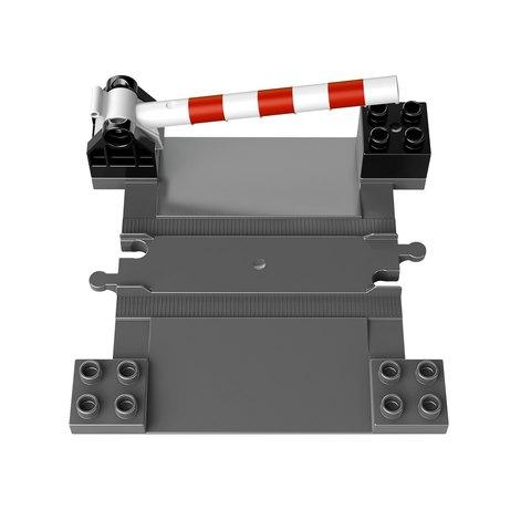LEGO Duplo: Дополнительные элементы для поезда 10506 — Train Accessory Set — Лего Дупло
