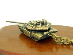 Miniature Russian battle tank T90