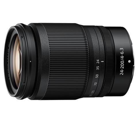 Nikon Z 24-200mm f/4-6.3 S