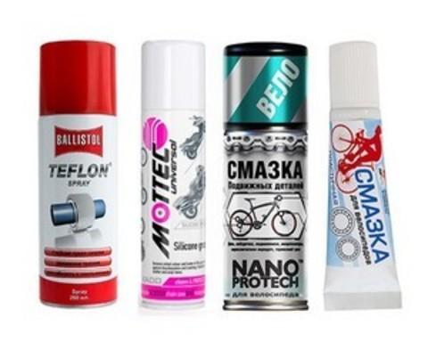 Купити велосипедні мастила
