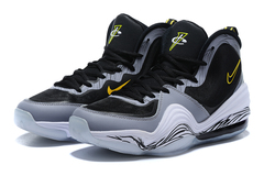 Nike Air Penny 5 'Black/Grey/Tour Yellow'