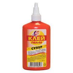 Клей ПВА-М 125г Красный флакон