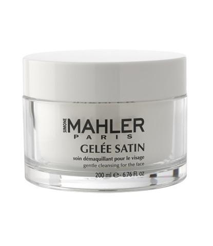 Гель-крем для удаления макияжа Атласный GELEE SATIN, 200 мл