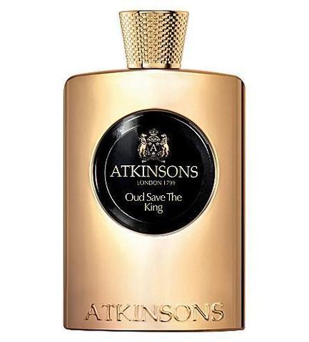Atkinsons Oud Save The King Eau De Parfum