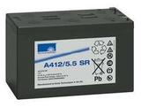 Аккумулятор Sonnenschein A412/5.5 SR ( 12V 5,5Ah / 12В 5,5Ач ) - фотография