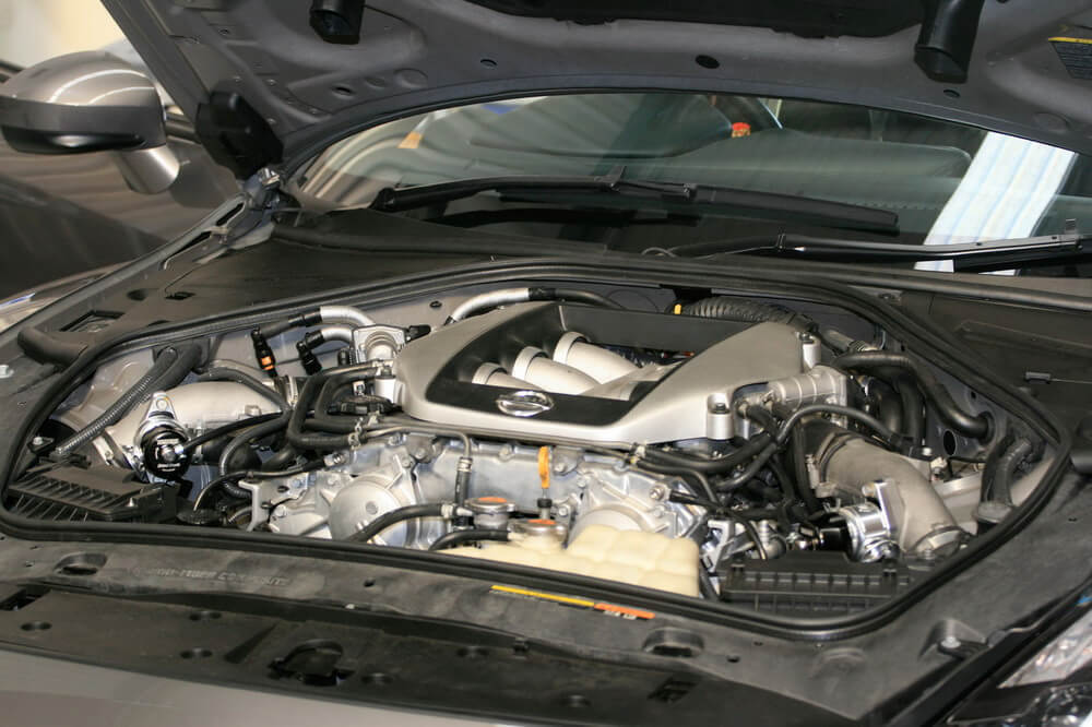 Блоу офф клапан ГТР Р35