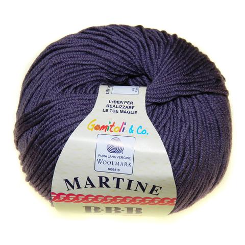 Купить Пряжа BBB Martine Код цвета 0010 | Интернет-магазин пряжи «Пряха»