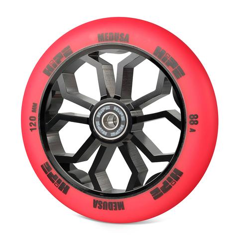 купить в москве 120 мм колеса для трюкового самоката с бесплатной доставкой