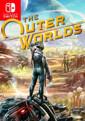 The Outer Worlds (Nintendo Switch, русские субтитры)