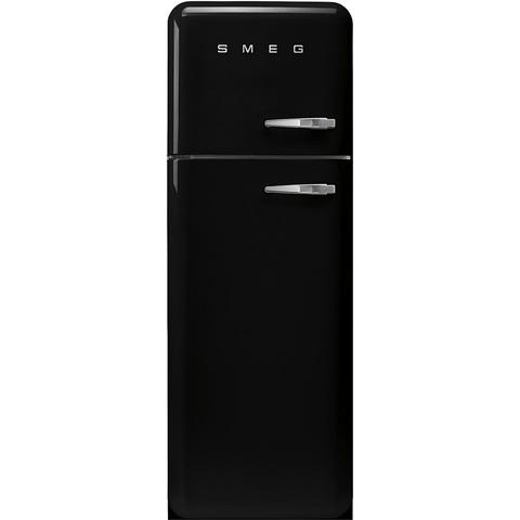 Холодильник с верхней морозильной камерой Smeg FAB30LBL5