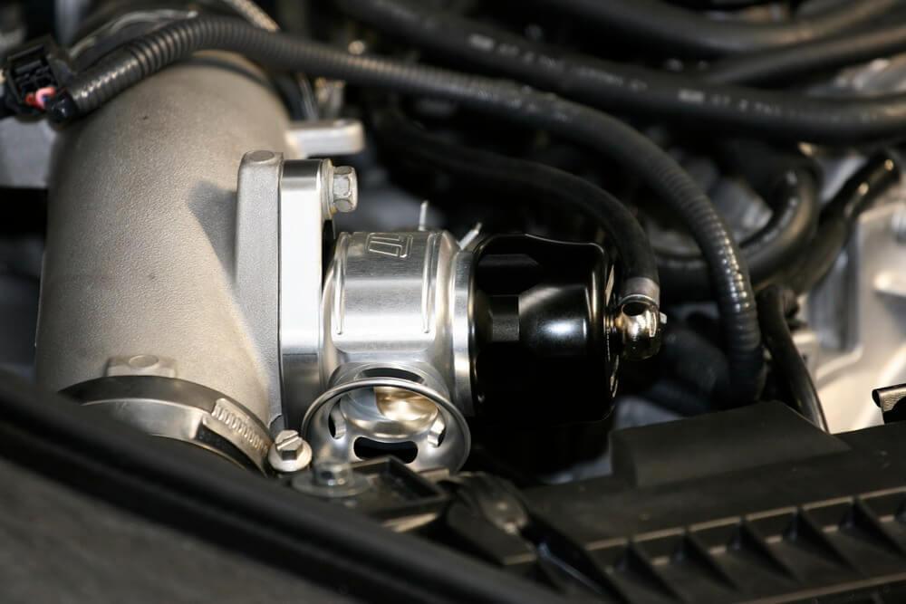 Blow off Nissan Skyline GTR R35