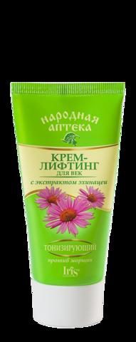Iris Народная аптека Крем-лифтинг для век с маслом эхинацеи 50мл