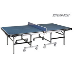 Теннисный стол DONIC TABLE WALDNER CLASSIC 25 BLUE  ITTF