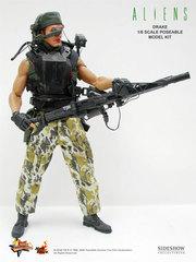 Aliens - USCM Private Mark Drake 12 inch model kit