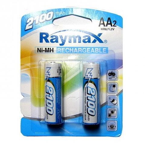 Аккумулятор Raymax R6, AA 2100mAh (2/24)