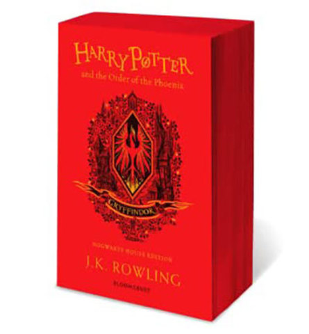 9781526618153 - Harry potter and the order of the phoenix - gryffindor edition