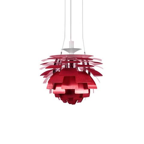 Подвесной светильник PH Artichok by Louis Poulse D40 (красный)